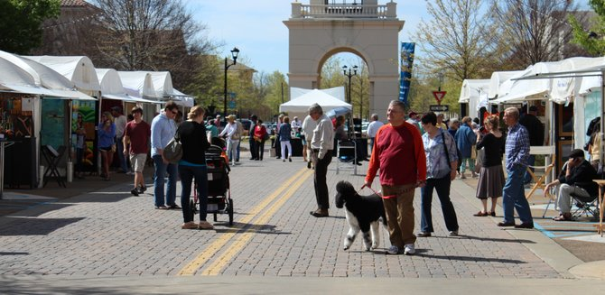 Ridgeland Fine Arts Festival brings crafts and art to the Renaissance at Colony Park April 5-6.
