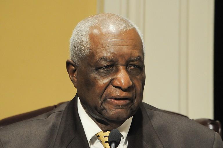 Charles Tillman is the acting mayor of Jackson.