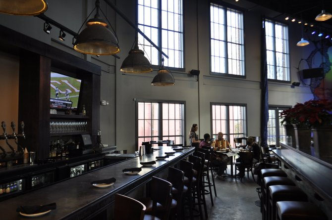 After remaining vacant for years, The Iron Horse Grill finally reopened its doors in 2013.