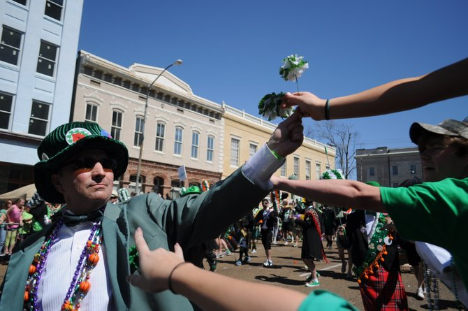 A seasoned veteran of the Mal's St. Paddy's Parade day, Girl About Town Julie Skipper shares her tips for making the most of it.