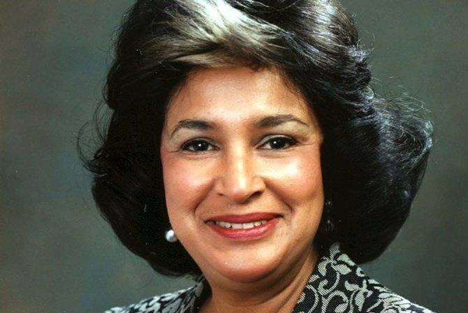Carolyn Meyers, president of Jackson State University