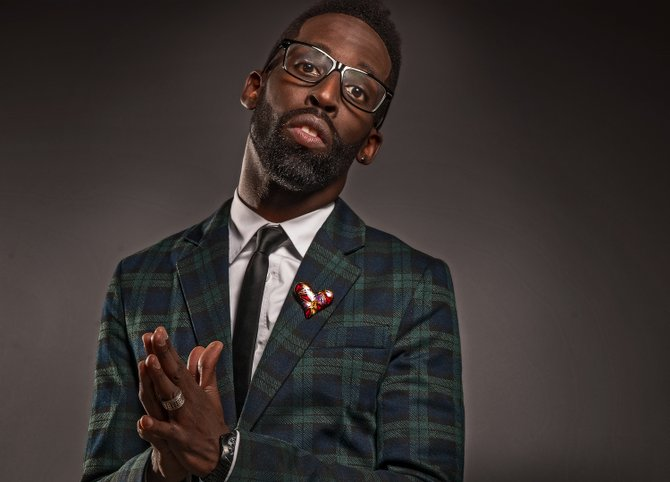 2014 Grammy winner Tye Tribbett performs March 29 in Jackson.