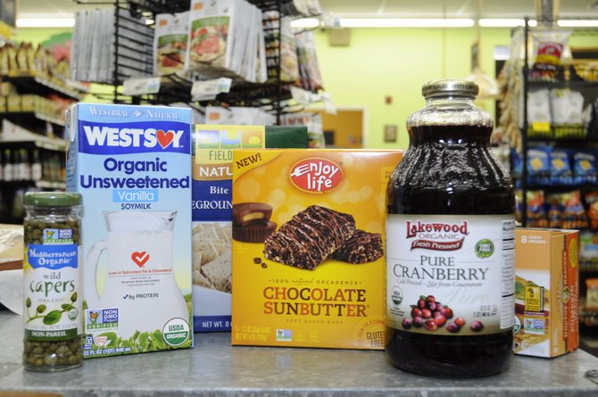 Rainbow Co-op recently made a push to educate Jacksonians about genetically modified foods, and to stock its shelves with GMO-free products.