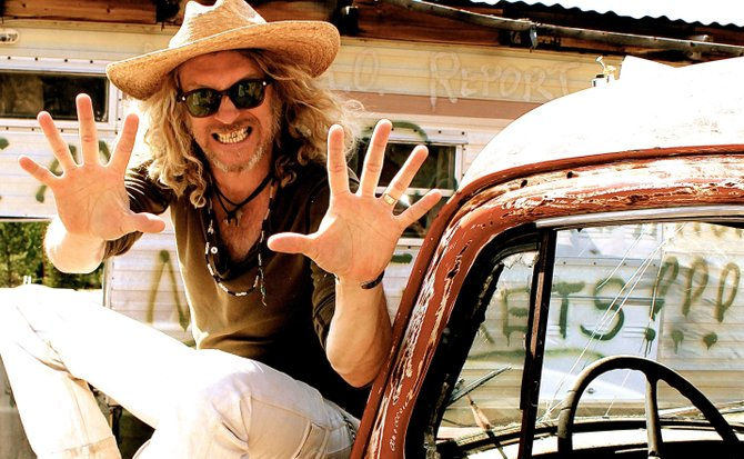 "Oxford native Jimbo Mathus performs at Duling Hall Friday, April 4, to promote his latest release, ""Dark Night of the Soul."""