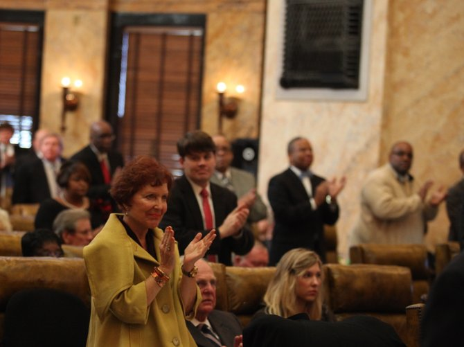 State Rep. Rita Martison, R-Madison, has sponsored legislation that could be a boon to the capital city.