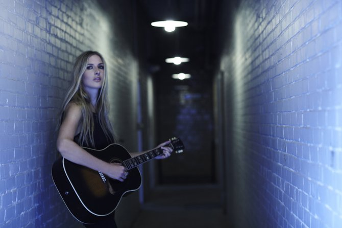 Holly Williams is making a name for herself apart from her famous father, Hank Williams Jr.