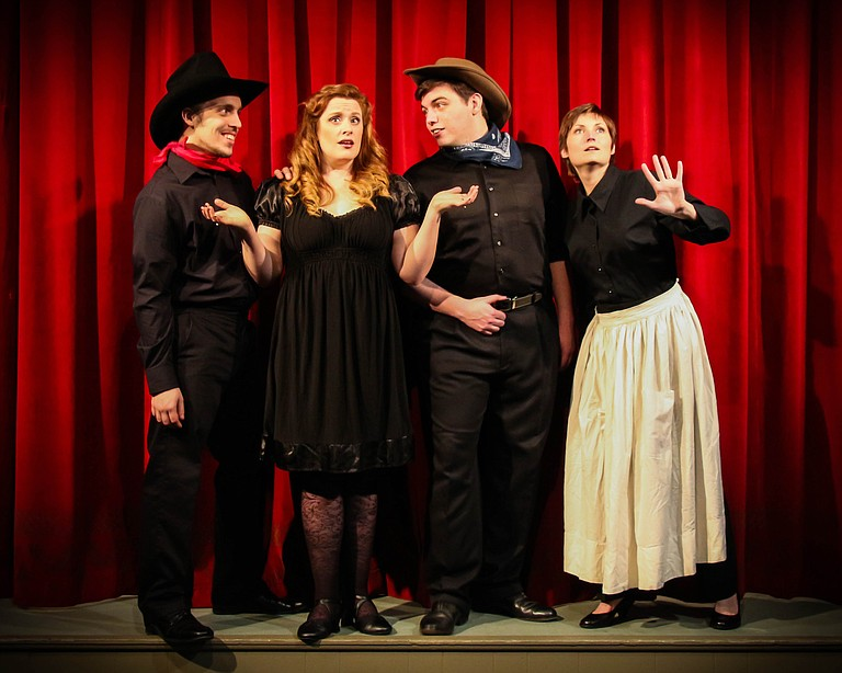 "The Unframed series at New Stage Theatre offers quirkier, more controversial or offbeat modern fare to balance the selections in the Main Stage season, such as the recent ""Musical of Musicals."""