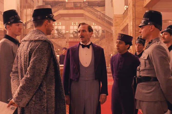 """Tony Revolori and Ralph Fiennes give nuanced and imaginative performances in """"The Grand Budapest Hotel."""""""