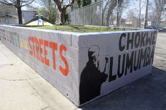 Documents the city provided to the JFP also show that the city spent $323.92 on paint and supplies to remove the mural. In addition, the city's 311 call center received six anonymous complaints on April 3 and April 4 protesting the mural's removal, records show.