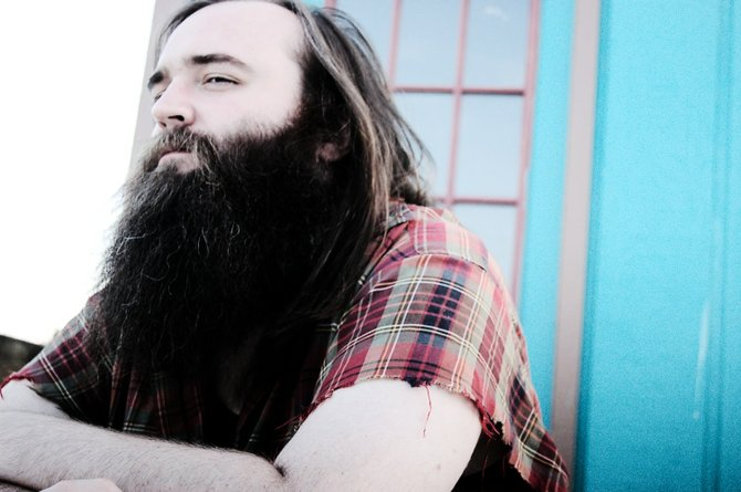 Adam Faucett performs from noon to 1 p.m.