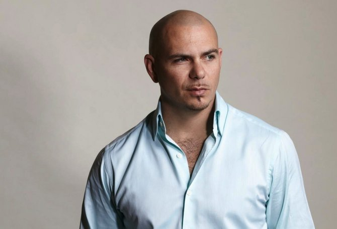 Contemporary artists such as Pitbull often forgo realistic depictions of life to maintain a persona.