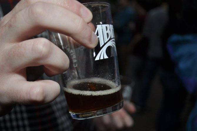 Craft beers, such as Abita and Lucky Town, will be available to participants at the Canton Craft Beer Festival June 21.