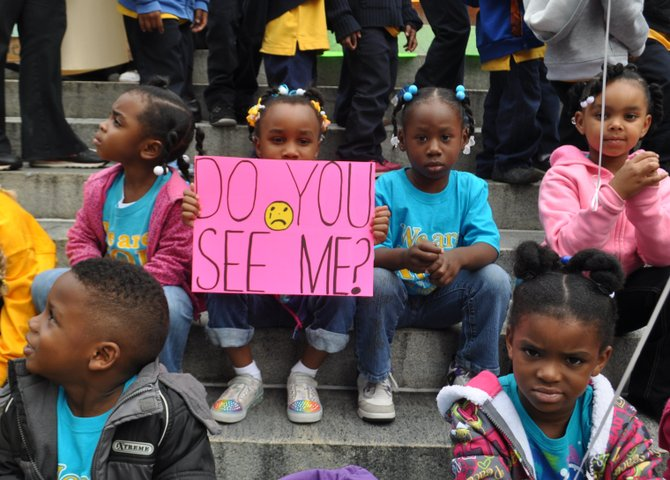 Advocacy groups such as the Mississippi Low-Income Child Care Initiatives push for legislation that benefits poor children in Mississippi, including promoting investment in early-education programs.