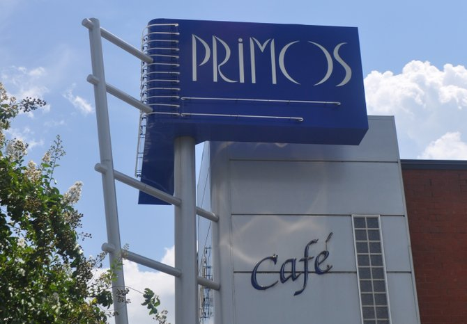The breakfast is real at Primos Café.