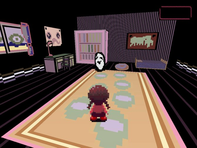 """A decade later, """"Yume Nikki"""" still captures the artistry and disturbing nature of dreams."""
