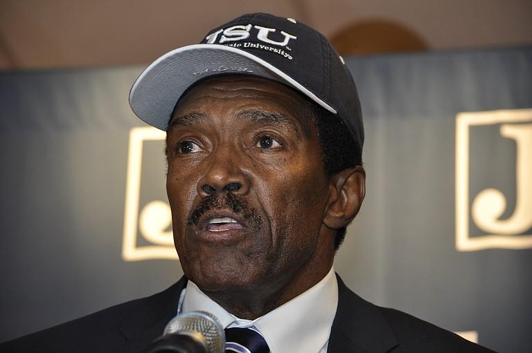 Head Coach Harold Jackson
