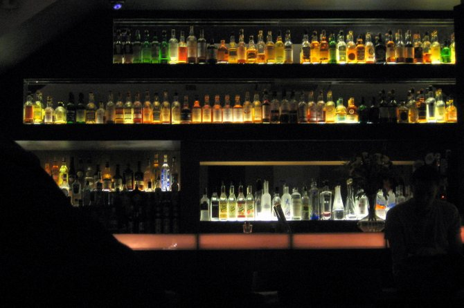"""With the recent advent of """"whiskey libraries,"""" the manly elixir is experiencing a revival."""