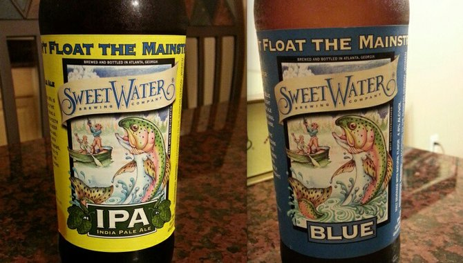 SweetWater's lineup includes its flagship 420 Extra Pale Ale, SweetWater IPA, SweetWater Blue, Take Two Pils and SweetWater Tackle Box. All of SweetWater's brews will be available on draft alongside bottles, cans and Tackle Box variety packs in off-premise grocery stores and bottle shops.