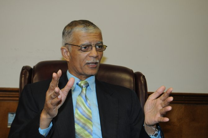Former Mayor Chokwe Lumumba quietly worked with Costco to agree on its proposed location on Lakeland Drive.