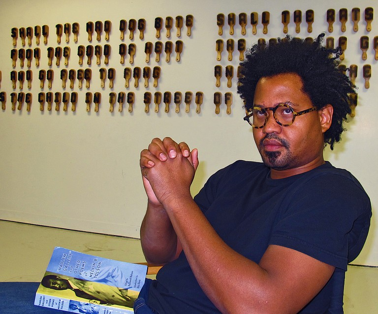 Felandus Thames will have an exhibit at Jackson State University from Sept. 4-Nov. 6.