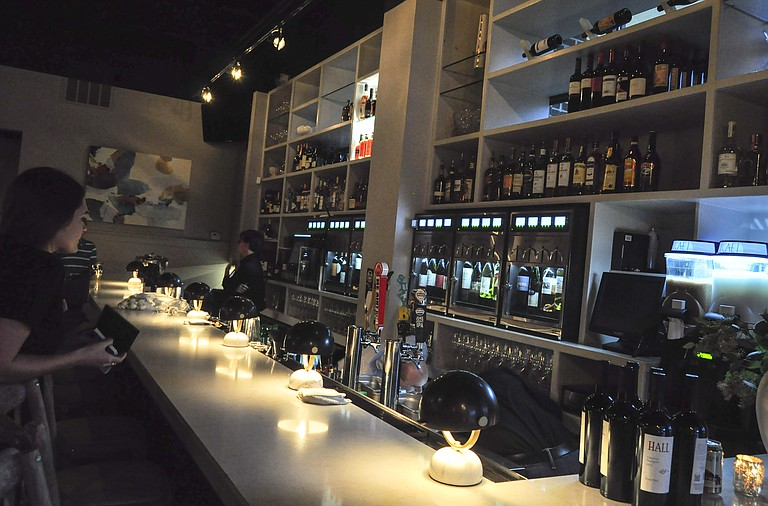 CAET specializes in fine wines and features small plates, both sweet and savory, that complement the particular wine chosen, and tapas.