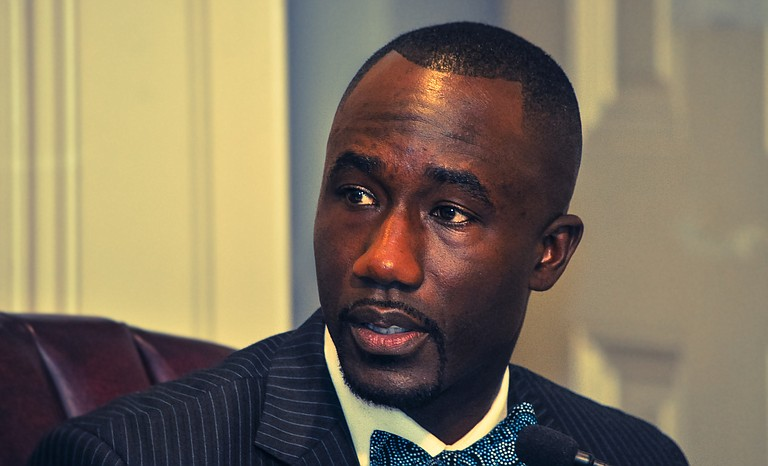Mayor Tony Yarber is preparing for a fight over the proposed Lakeland Drive site for a new Costco in Jackson.
