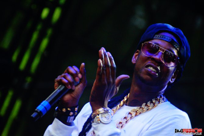 Georgia rapper 2Chainz and Louisiana comedian Robert Powell III bring their high-energy performances to Jackson.