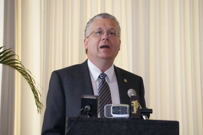 As Mississippi Democratic Party chairman, Rickey Cole believes in small changes to the state's election process as opposed to a complete overhaul.