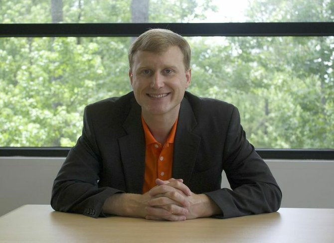 Tech success story Joel Bomgar hopes to inspire other young entrepreneurs in his Nov. 6 TEDxJackson talk.