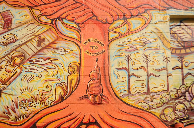 Mural by Kelli Nichols