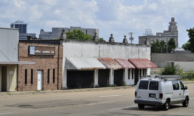 The proximity of West Capitol Street near Poindexter Park to downtown underscores how essential building up west Jackson could be to growth in the capital city and the metro.