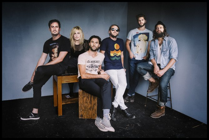 Seattle's The Head and the Heart bring its blend of indie-rock and folk to Hal & Mal's Friday, Oct. 10.