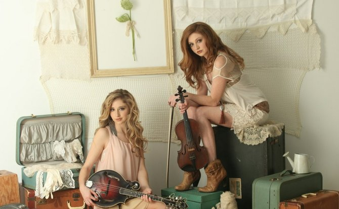 Diligent country duo HanaLena performs at Ridgeland's Smokin' on the Rez Barbecue and Music Festival Saturday, Oct. 25.
