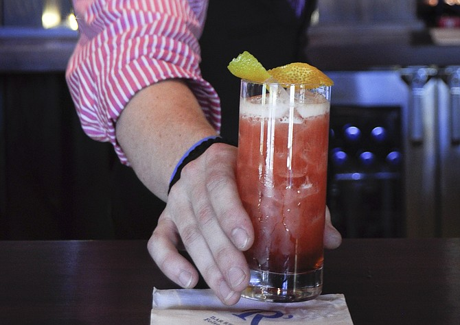 Seafood R'evolution, which will have pre-Prohibition era cocktails that highlight local history, opens Nov. 17 at Renaissance at Colony Park.