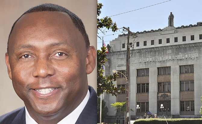 The federal indictment against Christopher Epps, unsealed Thursday in U.S. District Court in Jackson, alleges that he accepted more than $700,000 in bribes from Cecil McCrory.
