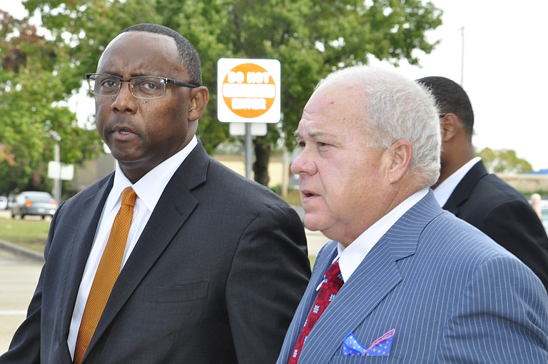 Democrats say that removing the Mississippi Department of Corrections from the state personnel board for one year, which eliminated some 600 workers, reduced transparency and helped breed corruption at the agency that recently became the subject of bribery allegations.