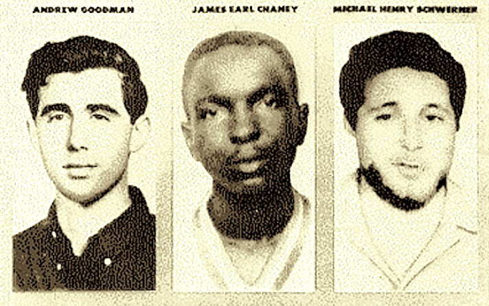 Posthumous medals will go to six individuals, among them civil rights workers James Chaney, Andrew Goodman and Michael Schwerner, who were slain in 1964 as they participated in a historic voter registration drive in Mississippi.