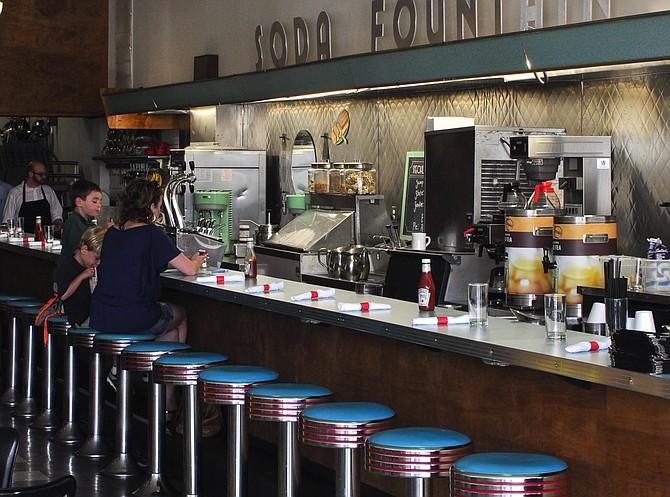 Local restaurants such as Brent's Drugs now serve brunch.