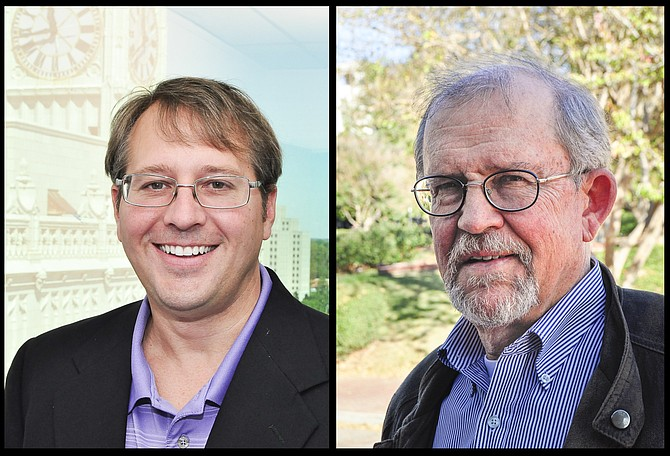 Dorsey Carson and Ashby Foote will face off in the Dec. 16 runoff.