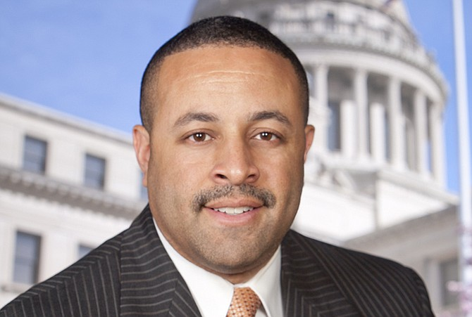 State Rep. Chuck Espy, D-Clarksdale, plans to introduce legislation in the 2015 session to require that police officers wear body cameras while on duty.