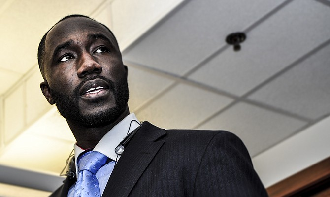 Mayor Tony Yarber has talked to top Republican leaders, who he says seem most amenable to helping with Jackson's public-safety needs.