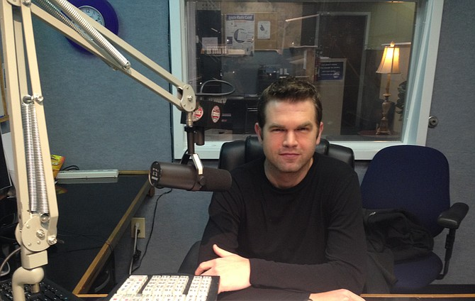 "Jon Wiener, host of ESPN Radio's ""Home Cookin'"" (105.9 FM The Zone), got his job in radio after Fox 40 merged with WLBT."