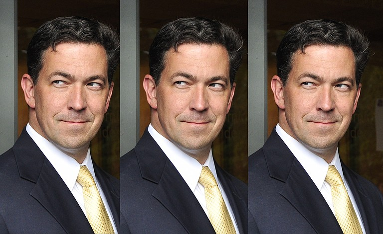 """Mississippi Sen. Chris McDaniel, R-Ellisville, is a Tea Party conservative in the state, slamming """"liberal"""" ideas such as changing the state flag and guarding women's rights."""