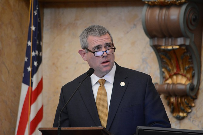 House Speaker Philip Gunn's tax plan could shift this year's debate away from business tax cuts, after lawmakers have enacted more than $350 million in business tax relief since 2012.