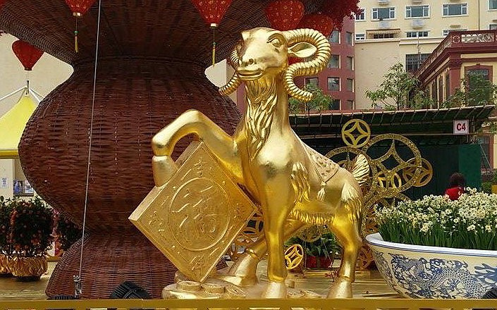 The Chinese Spring Festival is from 11 a.m. to 9 p.m. Saturday, Feb. 28, at Thalia Mara Hall. Photo courtesy Natasha Arce