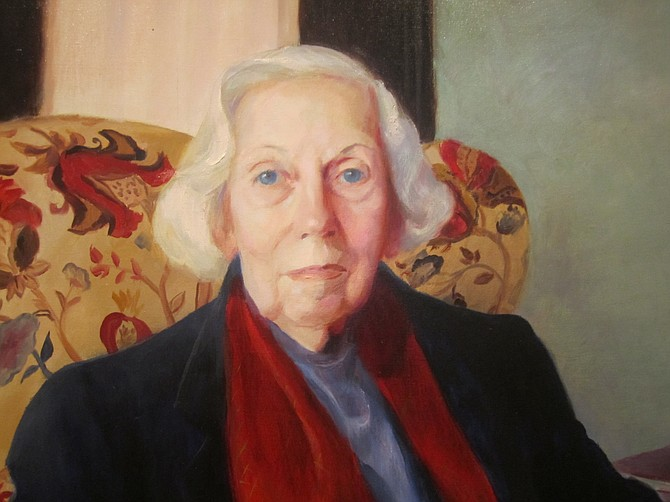 """Carolyn Brown discusses the connection between Mississippi writers Eudora Welty (pictured) and Margaret Walker Alexander in """"Sister Act: Margaret Walker & Eudora Welty,"""" Thursday, March 5. Photo courtesy Library of Congress/JSU"""