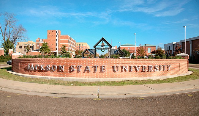 Jackson State University's master plan calls for the historically black university to extend all the way to downtown Jackson. Photo courtesy Jackson State University