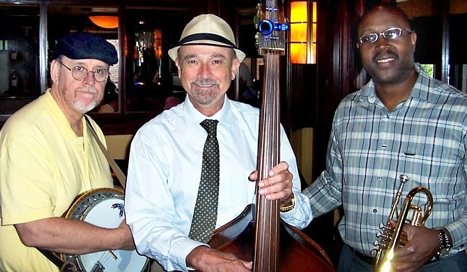 The Big Easy Three performs at 6:30 p.m. March 18, at Underground 119. From left: Tim Avalon, Bob Pieczyk and Terry Miller. Photo courtesy Hit The Road Entertainment
