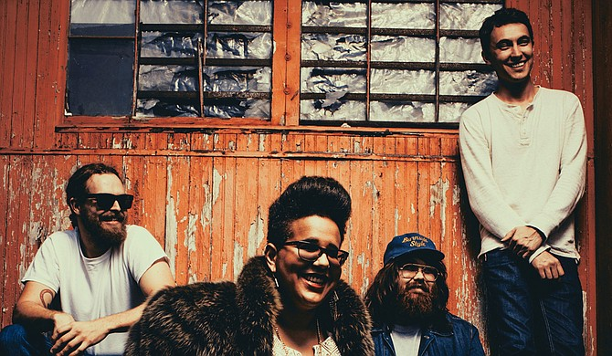 "Alabama Shakes' new album, ""Sound & Color,"" which came out April 21, offers a fresh take on old-style rock 'n' roll. Photo courtesy Brantley Guiterrez"