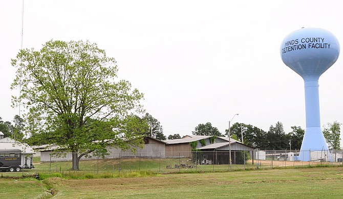 The U.S. Department of Justice letter mainly focuses on the Hinds County Adult Detention Center in Raymond (pictured) but also includes the Jackson Detention Center, adjacent to the county courthouse in Jackson.